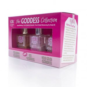 The Goddess Collection Shimmer Oil