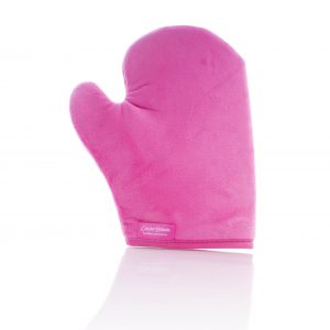 Double Sided Velvet Tanning Thumb Mitt