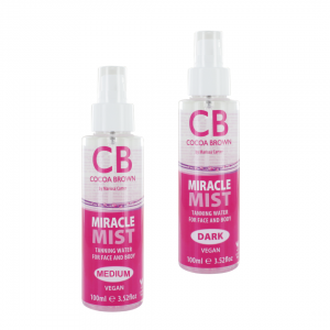 Miracle Mist Tanning Water for Face and Body